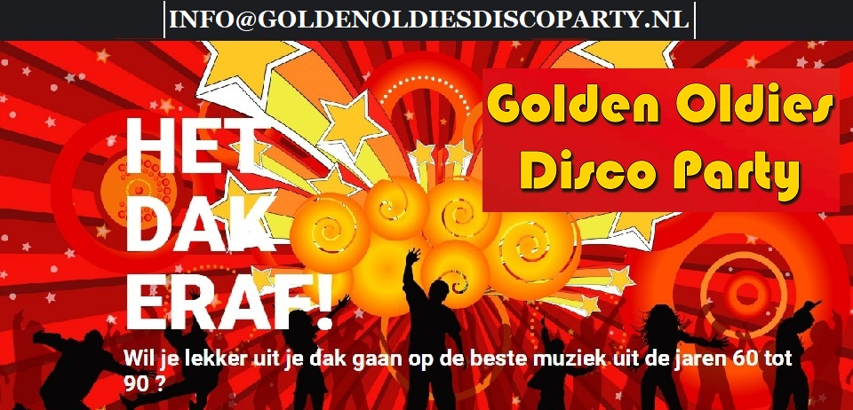 advertentie disco